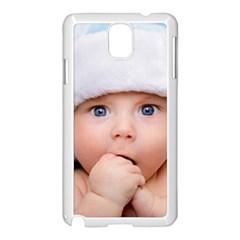 Samsung Galaxy Note 3 Neo Hardshell Case (White)