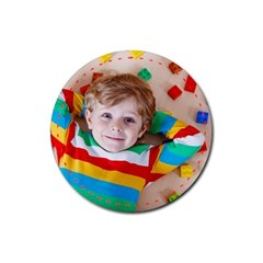 Rubber Coaster (Round)