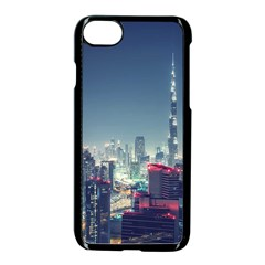 Apple iPhone 7 Seamless Case (Black)