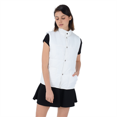 Women s Button Up Vest