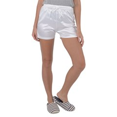 Women s Satin Sleepwear Sleeve Shorts