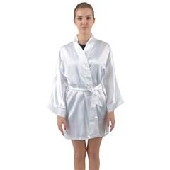 Long Sleeve Kimono Robe