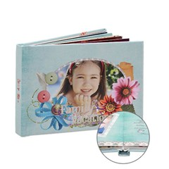 7x5 Deluxe Photo Book (20 pages)