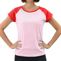 Women s Cap Sleeve T-Shirt (Colored)