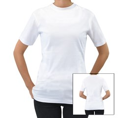 Women s Two-sided T-shirt (White)