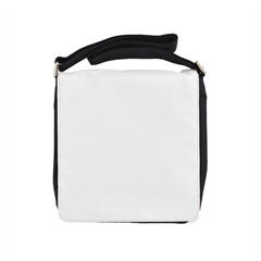 Flap Closure Messenger Bag (Small)