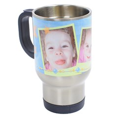 Travel Mug (White)