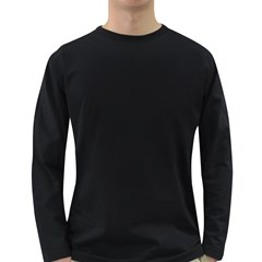 Men s Long Sleeve T-shirt (Dark Colored)