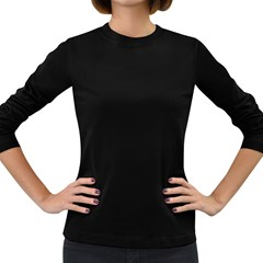 Women s Long Sleeve T-shirt (Dark Colored)