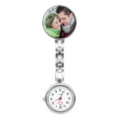 Stainless Steel Nurses Watch