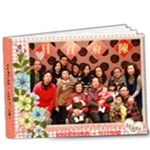 Chan s Family - 9x7 Deluxe Photo Book (20 pages)
