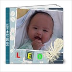 bobo - 6x6 Photo Book (20 pages)