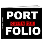 portfolio - 11 x 8.5 Photo Book(20 pages)