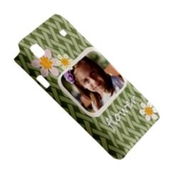 Samsung Galaxy S i9008 Hardshell Case Left 45