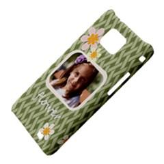 Samsung Galaxy S2 i9100 Hardshell Case  Right 45