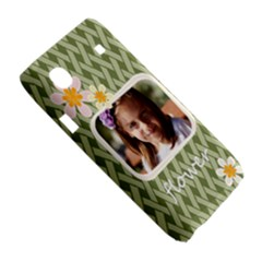 Samsung Galaxy SL i9003 Hardshell Case Left 45