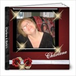 Charlene - 8x8 Photo Book (20 pages)