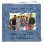 Australia Blog - 12x12 Photo Book (20 pages)