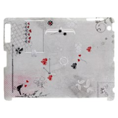 Apple iPad 2 Hardshell Case (Compatible with Smart Cover) Horizontal