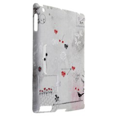 Apple iPad 2 Hardshell Case (Compatible with Smart Cover) Back/Right
