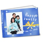 Face 2 - 7x5 Deluxe Photo Book (20 pages)
