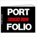 portfolio final - 11 x 8.5 Photo Book(20 pages)