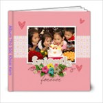 4 chi em - 6x6 Photo Book (20 pages)