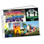 Silver book - 7x5 Deluxe Photo Book (20 pages)