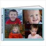 Lindas grandchildren - 7x5 Photo Book (20 pages)