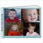 Lindas grandchildren - 7x5 Photo Book (20 pages)
