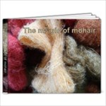 The magic of mohair - 7x5 Photo Book (20 pages)