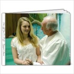 Graycen Baptism 1-27-13 - 7x5 Photo Book (20 pages)