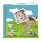 Temp - 6x6 Photo Book (20 pages)