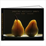 peaches apricots pears and one onion - 7x5 Photo Book (20 pages)