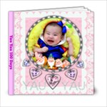 100 days - 6x6 Photo Book (20 pages)