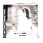 renia - 6x6 Photo Book (20 pages)