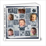 Alban 0-2 - 6x6 Photo Book (20 pages)