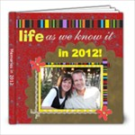2012 - 8x8 Photo Book (20 pages)