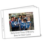 Daisy book - Chloe Canter - 7x5 Deluxe Photo Book (20 pages)