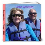 cabo - 8x8 Photo Book (60 pages)