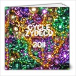 Cycle Zydeco 2011 - 8x8 Photo Book (20 pages)