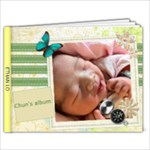 chunchun - 7x5 Photo Book (20 pages)