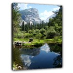mirror lake - Canvas 20  x 16  (Stretched)