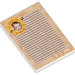 Grandma Loves Her Sweet Honey Bee Large Memo Pad2 - Large Memo Pads