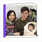 Tsz Yu - 6x6 Photo Book (20 pages)
