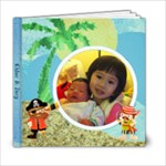 Chloe & Zoey - 6x6 Photo Book (20 pages)