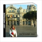 barkeloni2007 - 6x6 Photo Book (20 pages)