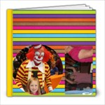 circus - 8x8 Photo Book (20 pages)