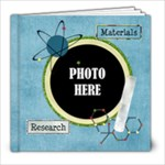 Learn Discover Explore 8x8 - 8x8 Photo Book (20 pages)