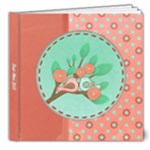 Dear Mom - 8x8 Deluxe Photo Book (20 pages)